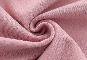 Толстовка,розовая