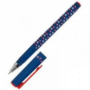 """Ручка шариковая масляная 0.7мм """"Double Soft. LOREX ELEGANCE.SOCIALS"""" синяя LXOPDS-EL1 LOREX {Китай}"""