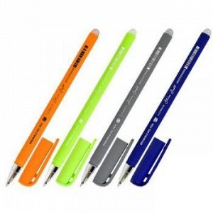 "Ручка гелевая ""Пиши-стирай"" синяя 0.5 мм ""Slim Soft. LOREX LX-BASE.DRAFT"" LXEPSS-LB3 LOREX {Китай}"