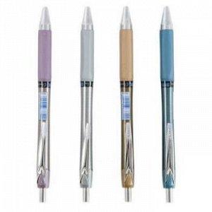"""Ручка автоматическая шариковая 0.7мм """"Elantra"""" синяя 4013F/Blue LINC {Индия}"""