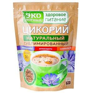 цикорий сублимированный ЭКОлогика 75 г м/у 1 уп.х 12 шт.