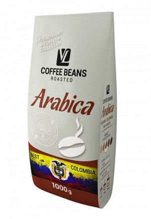 Кофе в зернах Vending Life Arabika, 1кг