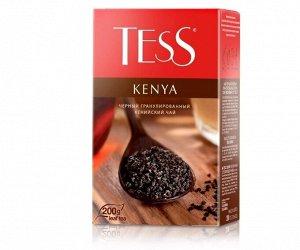 Чай Тесс Kenya black tea, 100г