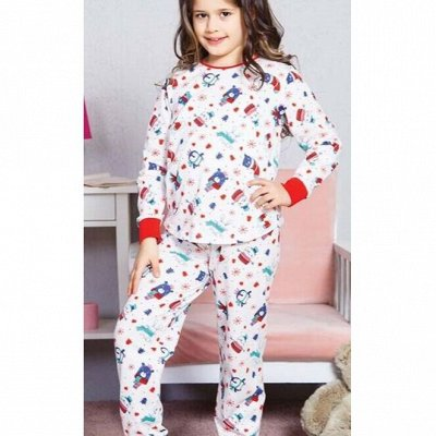 (Д)ТМ Vienetta  Турецкая одежда д/дома и отдыха-4  — Детские комплекты , пижамки — Одежда