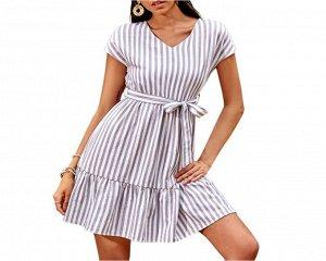 Платье Платье. Материал: полиэстер. Размер: (бюст, длина см) S (94, 93), M (98, 95), L (104, 97), XL (110, 98).