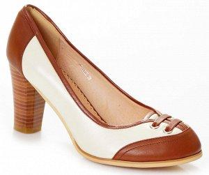 Туфли Страна производитель: Китай Полнота обуви: Тип «F» или «Fx» Материал верха: Натуральная кожа Материал подкладки: Натуральная кожа Стиль: Повседневный Форма мыска/носка: Закругленный Каблук/Подош