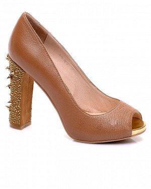 Туфли Страна производитель: Китай Размер женской обуви x: 35 Полнота обуви: Тип «F» или «Fx» Сезон: Лето Тип носка: Открытый Форма мыска/носка: Закругленный Каблук/Подошва: Каблук Высота каблука (см):