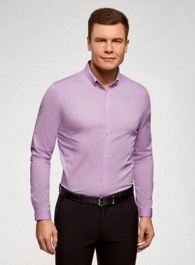 Любимый oodji-9 — Мужская коллекция. Рубашки. — Длинный рукав