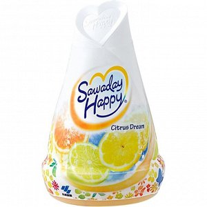 """Освежитель воздуха для комнаты """"Citrus Dream"""", 150 г"""