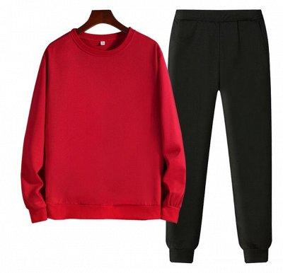 ✪Мягкая и Теплая одежда✪ Скоро холодная зима — Флисовые костюмы от 699, Футболка + джоггеры 599р — Костюмы с брюками