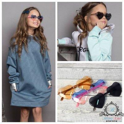 №138=✦Bloomy line✦-детская мода для маленьких модниц. — Очки — Солнечные очки