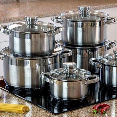 Удобная кухня💥 Сковородки от 199 рублей!  AMERCOOK💥  №3 — KAISA VILLA - кастрюли отличного качества! — Кухня