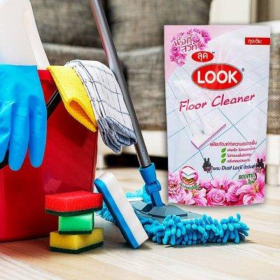 Новинки бытовой химии Япония, Корея и Тай. — Средства для уборки помещений. — Для мытья полов