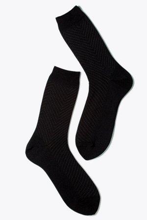 Носки мужские с рисунком демисезонные