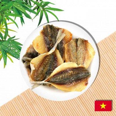 Продукты из Вьетнама. Чай / кофе / лапша и многое другое   — Сушеная рыба — Вяленые и сушеные
