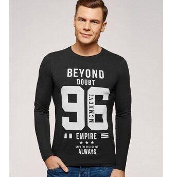 Любимый oodji-9 — Мужская коллекция. Лонгсливы — Свитеры, пуловеры
