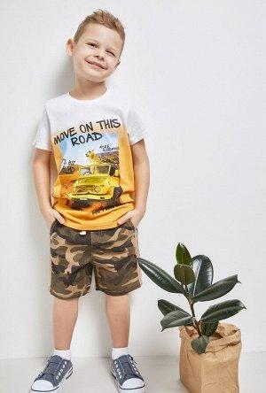 Шорты детские для мальчиков Turtle цветной