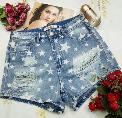 Трикотаж и джинса по отличным ценам! — Шорты — Джинсовые шорты