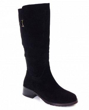 Сапоги Страна производитель: Китай Размер женской обуви x: 38 Полнота обуви: Тип «F» или «Fx» Сезон: Зима Вид обуви: Сапоги Материал верха: Замша Материал подкладки: Натуральный мех Каблук/Подошва: Ка