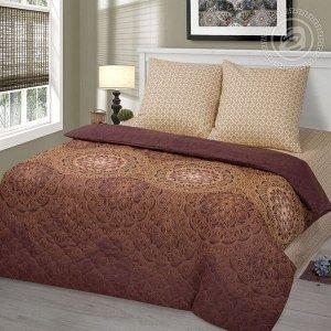 Постельное бельё из бязи Зима-Лето 2 спальное с Евро простыней - АРТ - Визирь