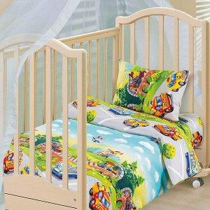 Детское постельное бельё из бязи для детских кроваток - АРТ - Детский парк