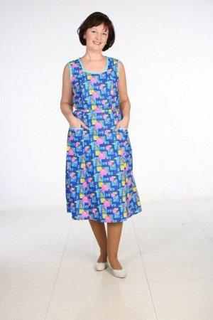 Платье - Сарафан из бязи - ЛТ - В ассортименте