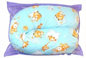 Подушка для беременных и кормящих U-образная 35 х 170 - ТР - Пенополистирол