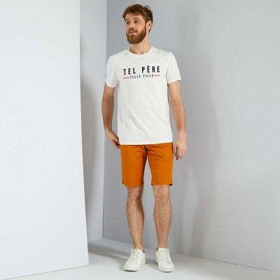 Французская одежда и обувь. Межсезонная РАСПРОДАЖА ДО -50% — Мужчины s-xxl. Низы: брюки, шорты, джинсы — Одежда