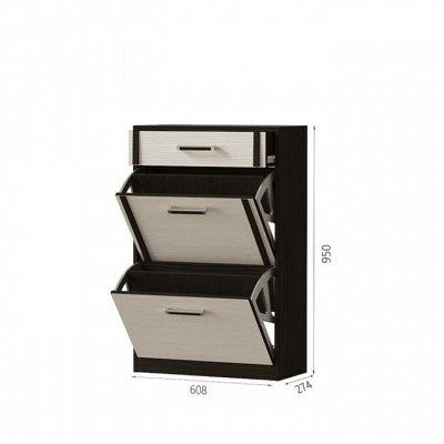 Малые формы мебели - 52 — Обувницы — Шкафы и тумбы