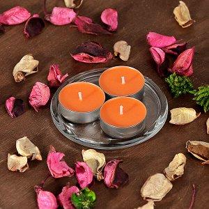 Набор чайных ароматических свечей, 6 шт