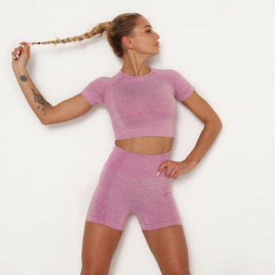 Все на спорт ❂ Одежда Для Фитнеса❂ Эконом цены ❂ -70% — Комплекты — Спортивные костюмы