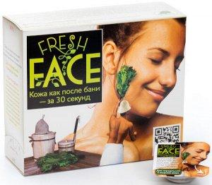 """Скраб """"Fresh Face"""" 72гр. для нормальной и жирной кожи"""