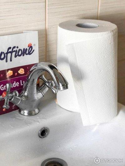 Т/бумага,полотенца PAPIA,Zewa,FAMILIA ,Kleo,PLUSHE,Soffione — Бумажные полотенца Soffione — Туалетная бумага и полотенца
