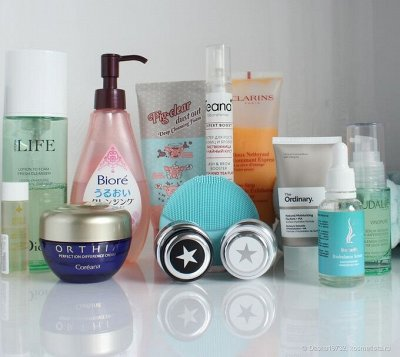 Новый сезон! Beauty Market ! Новинка Тайская коллекция! — УХОД ЗА ЛИЦОМ — Защита и питание