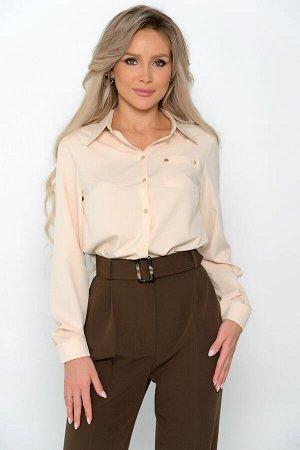 БЛУЗА Длина блузы измеряется по спинке от основания шеи до низа изделия.  Для размера 42 длина блузы составляет 64 см, для размера 44 - 65 см, для размера 46 - 66 см, для размера 48 - 67 см, для разме