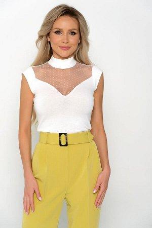 БЛУЗА Длина блузы измеряется по спинке от основания шеи до низа изделия.  Для размера 42 длина блузы составляет 51 см, для размера 44 - 52 см, для размера 46 - 53 см, для размера 48 - 54 см, для разме