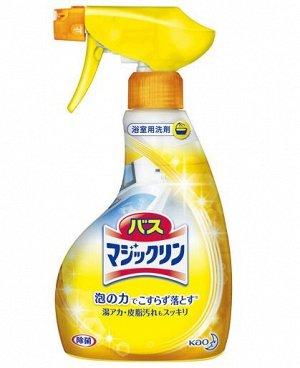 "310224 KAO ""Magiclean"" Чистящая спрей-пена для ванной комнаты 380 мл 1/12"