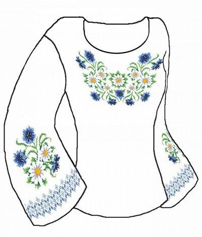 (131) Мир увлечений: акс-ры, мозаика, живопись, бисер, шитье — Вышивка на одежде и аксессуарах — Наборы