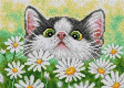Мир увлечений: бисер, алмазная мозаика, раскраски — Алмазная вышивка (мозаика) Вышиваем бисером — Мозаики и фреска