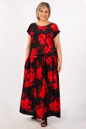 Платье цветы красные,тюльпаны на синем,цветы на темно-синем, ,, цветы на мятном,  ,  леопард черно-синий,цветы сиреневые, . джинс/синий. Восхитительное женское платье, выполнено из лёгкого, струящегос