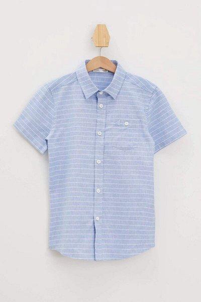 DFT 285-мужчинами мальчикам  — Мальчики 3-14лет рубашки — Рубашки