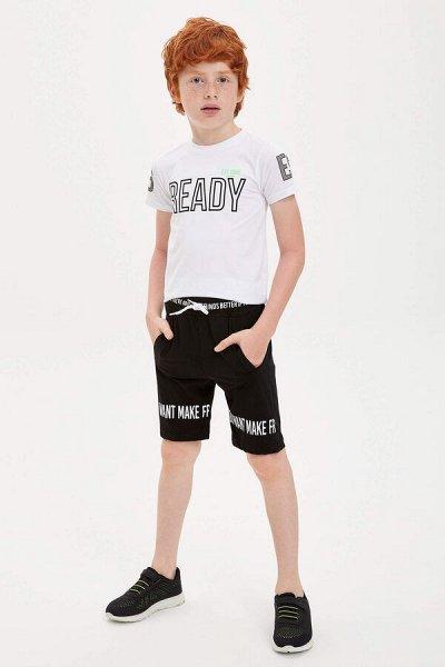DFT 285-мужчинами мальчикам  — Мальчики 3-14лет шорты — Шорты, бермуды