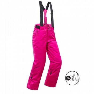Д*е*к*а*т*л*о*н — детское и взрослое  — Детские утепленные брюки — Брюки