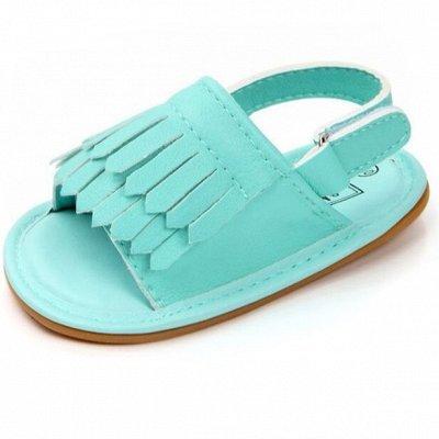 👶Детское счастье! Отличная одежда, обувь, аксы для малышей 👶 — Пинетки-сандалии — Сандалии