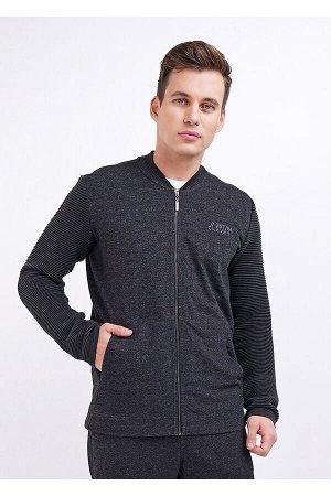 #106886 Куртка чёрный