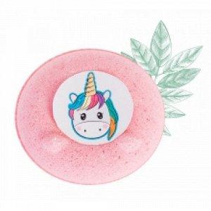 """Пончик для принятия ванны """"Единорог"""",  170±10 г"""