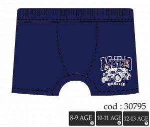 Трусы для мальчиков (шорты/подростковые) 30795
