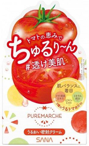 SANA Puremarche Jure Cream - увлажняющий крем-желе