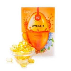 Незаменимые жирные кислоты Omega-3