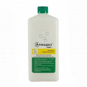 Крем-мыло антибактериальное Алмадез-лайт, 1л.